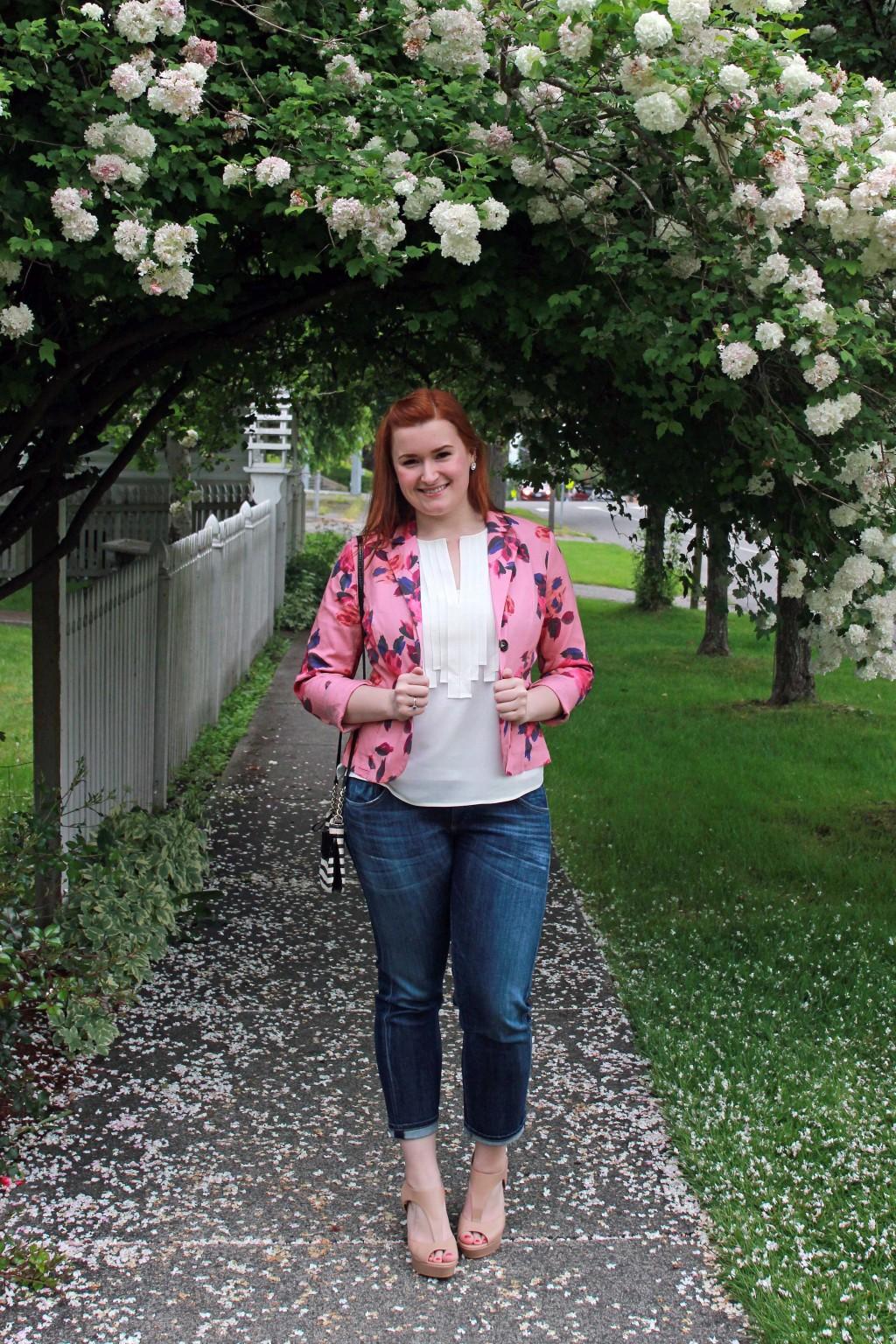 Kaitlynn Retherford, Seattle Fashion Blogger