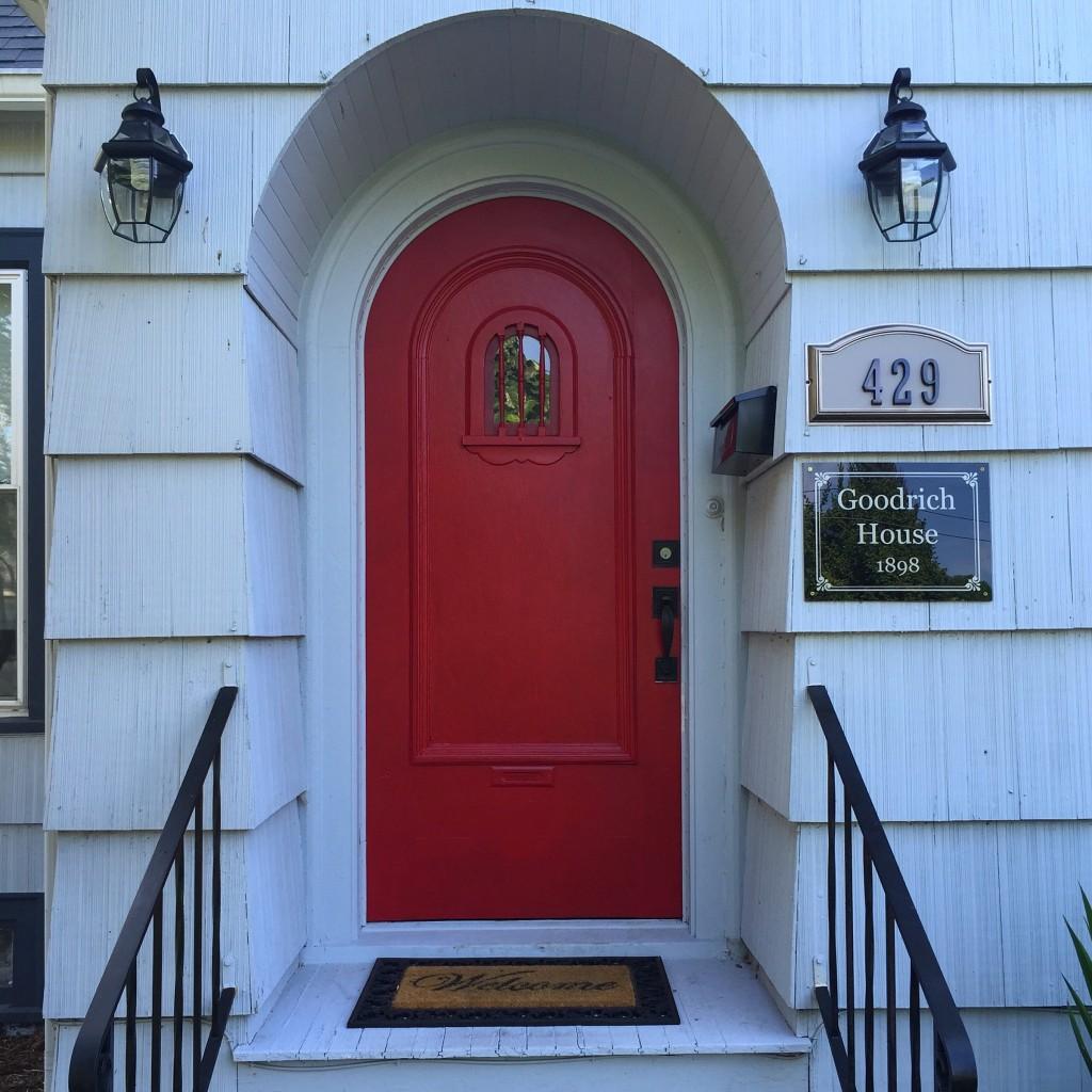 Laura Elizabeth Goodrich House built in 1898