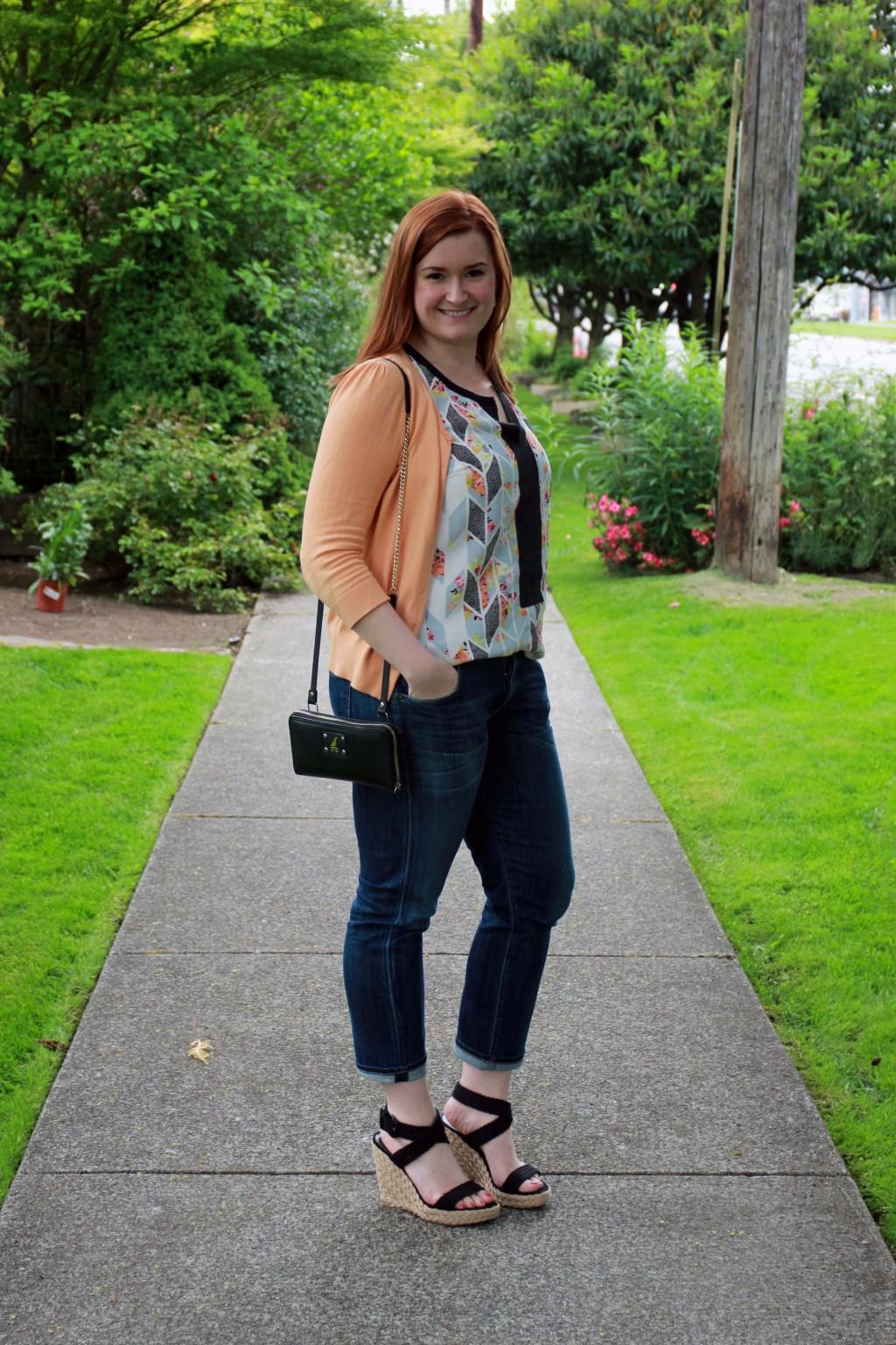 Style Blogger of Snohomish, Washington
