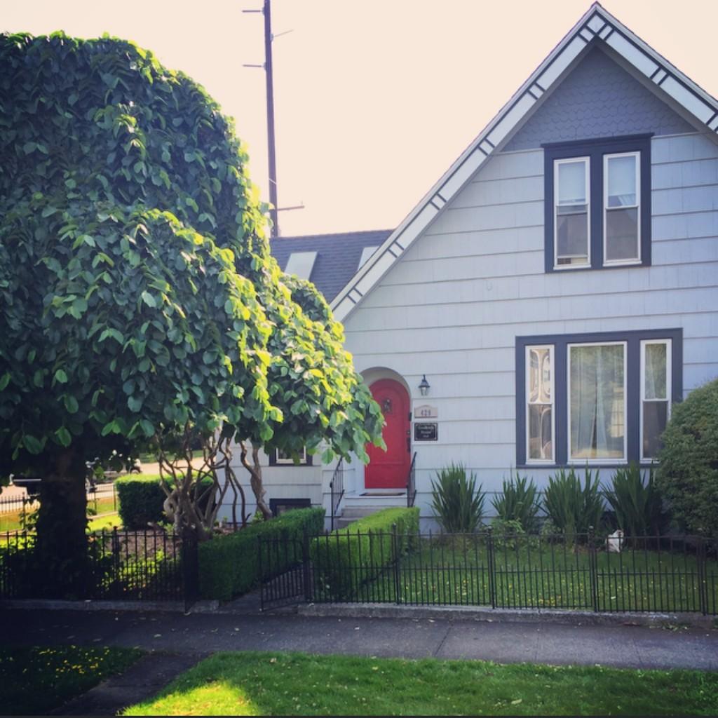 The Goodrich House in Snohomish Washington