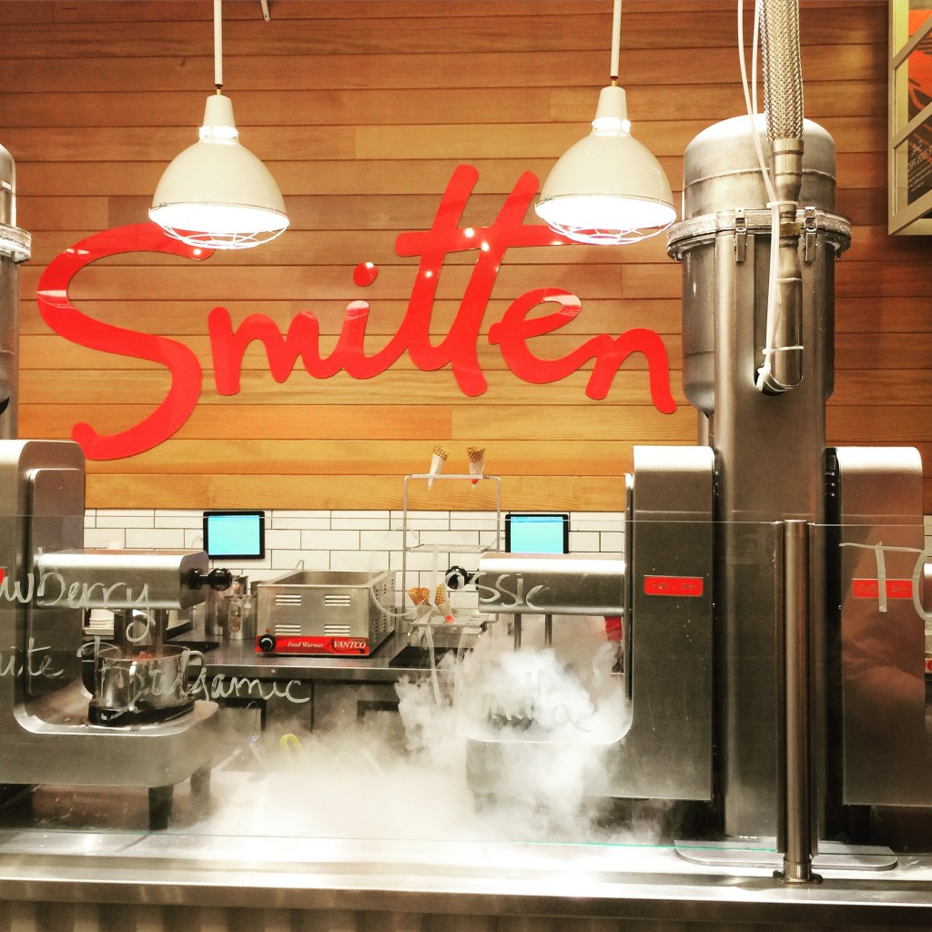 Smitten Ice Cream in San Francisco