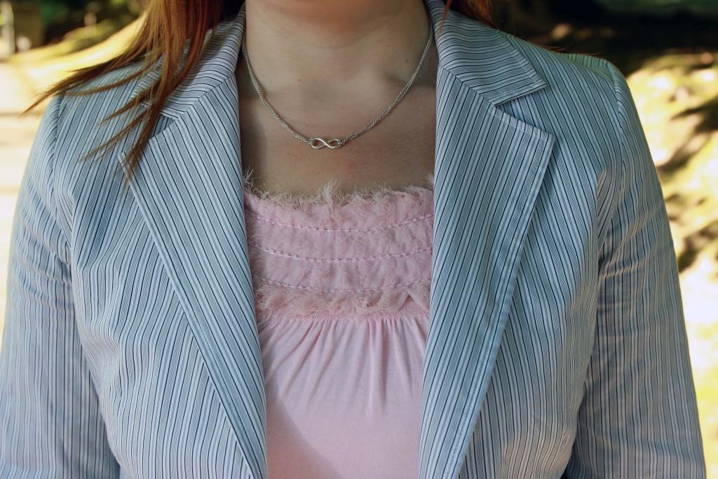 Tiffany Infiniti Necklace
