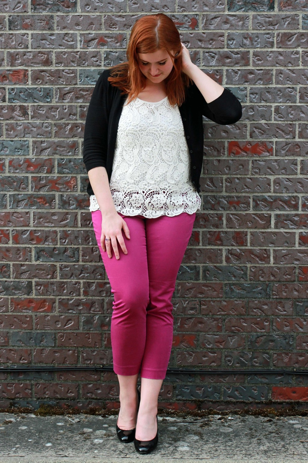 All Things Kate in J. Crew, Cabi, and Michael Kors
