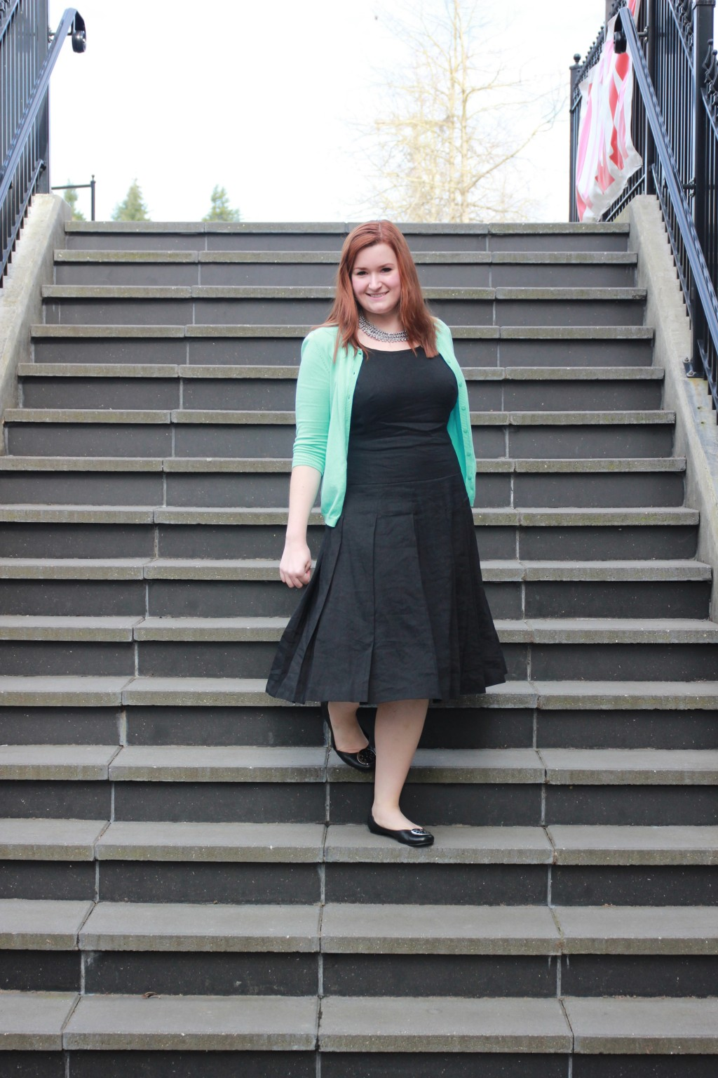 Kate Retherford, Snohomish based Style Blogger