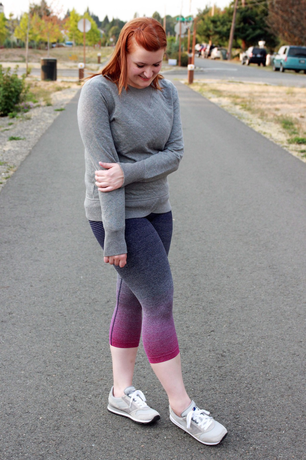 All Things Kate in Brooks Running gear