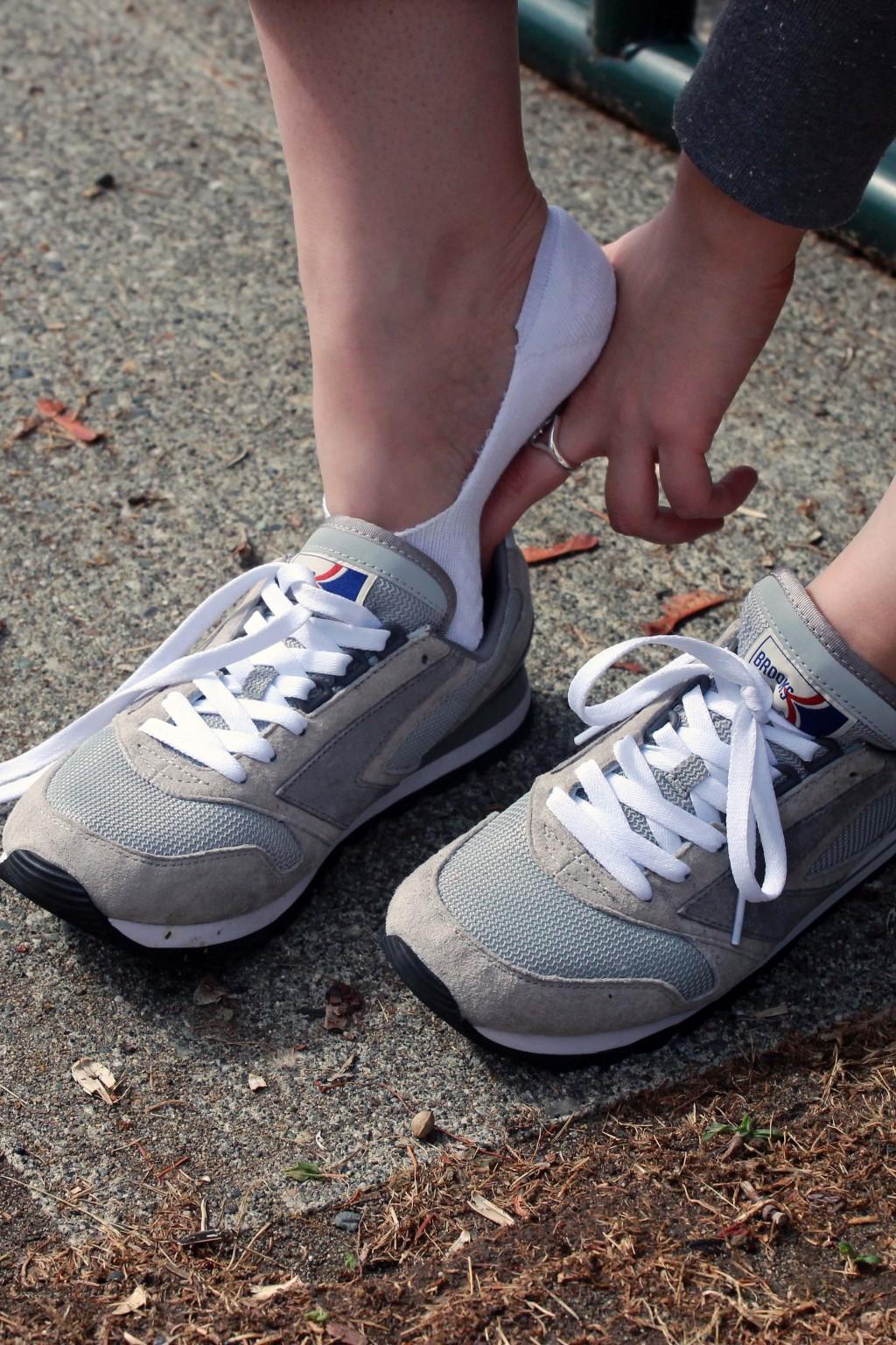 Kushy Foot Athletic Half Socks