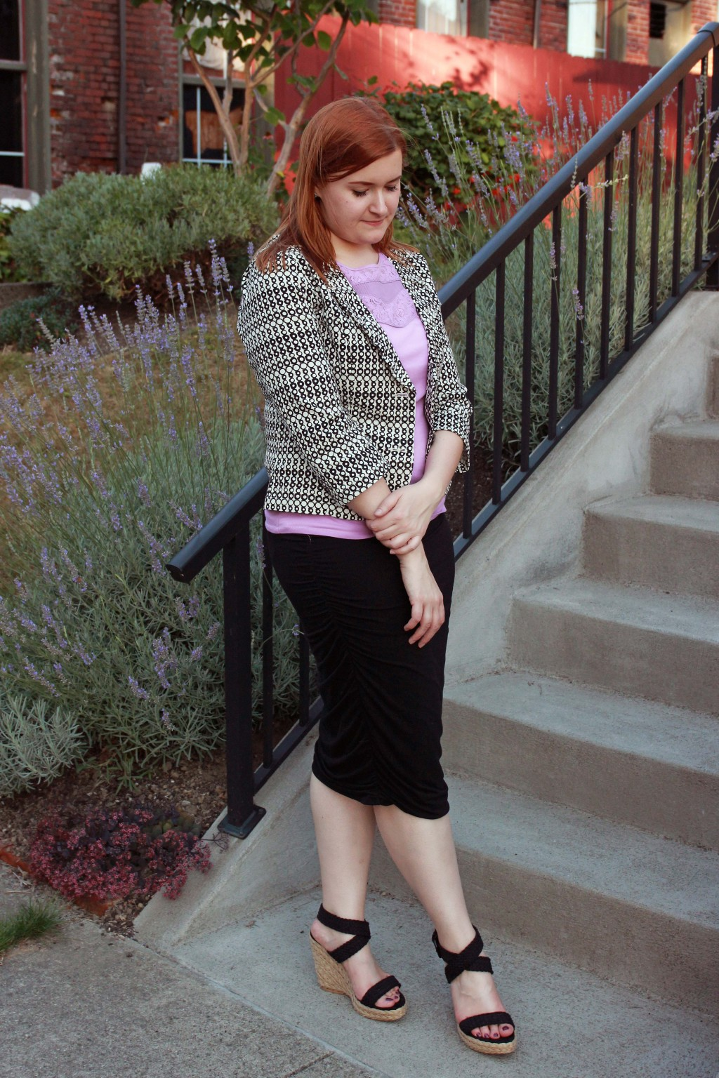 Professional Workwear Style by Seattle Lifestyle Blogger Kate Retherford of All Things Kate