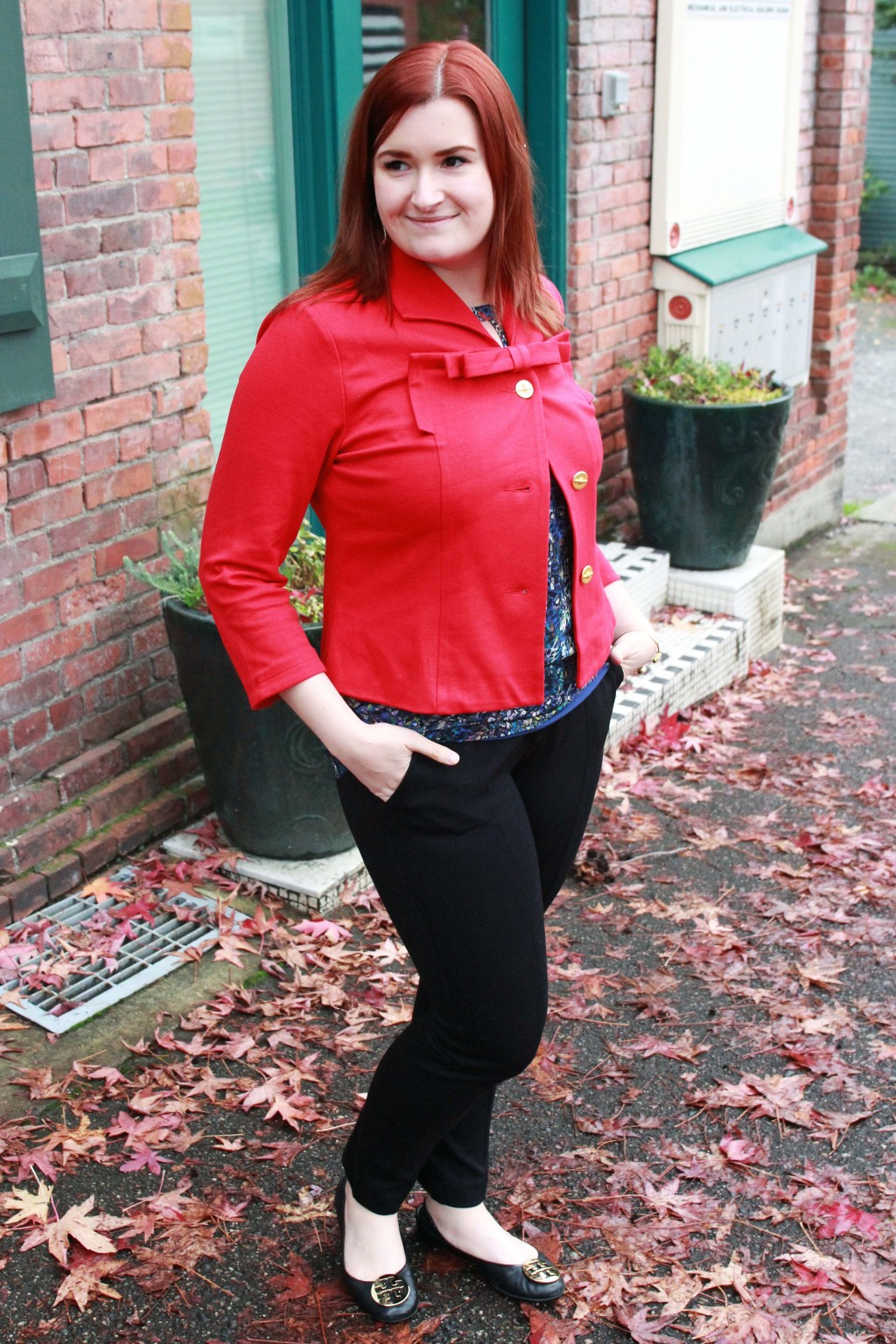 Fall Office Style with CAbi Clothing