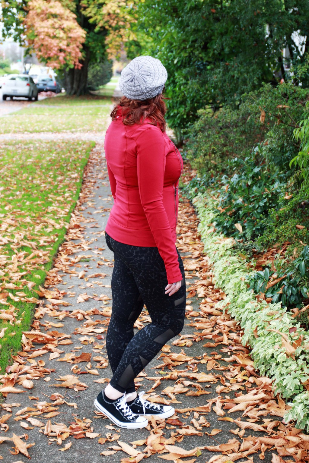 How to wear a slouchy beanie