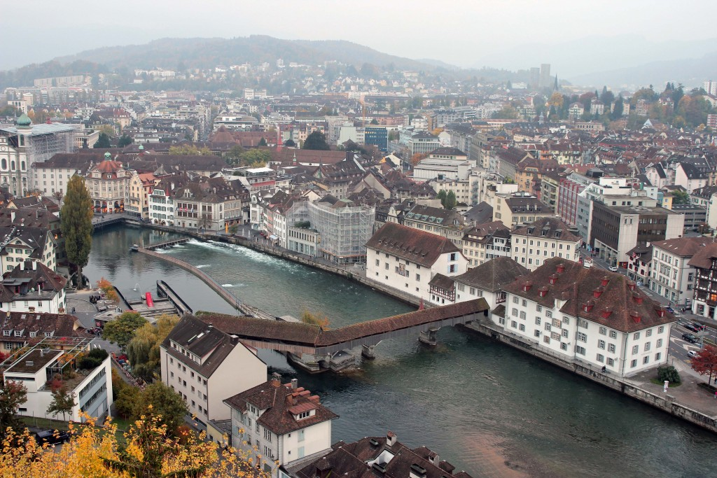 View of Luzern
