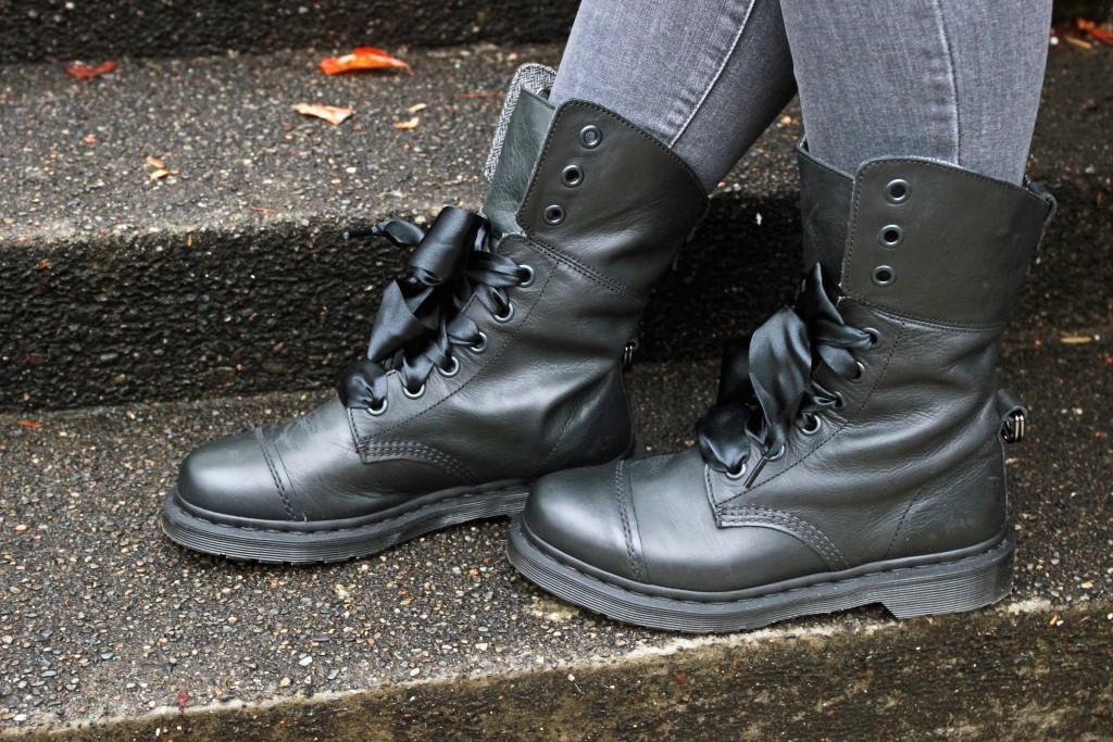 Dr. Martens Aimilita Combat Boots