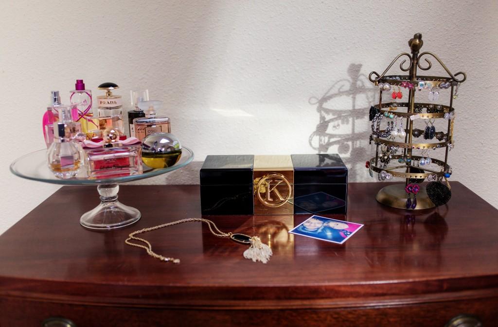 Jewelry & Perfume Display Inspiration