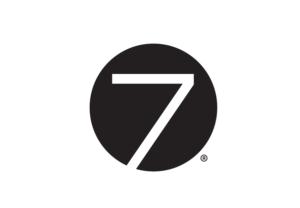 Seven Salon logo
