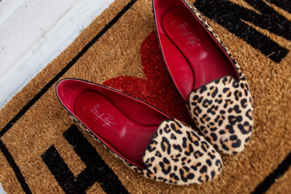 10 - Shoes of Prey Custom Leopard Print Loafers