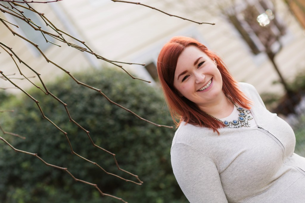 12 - redhead fashion blogger