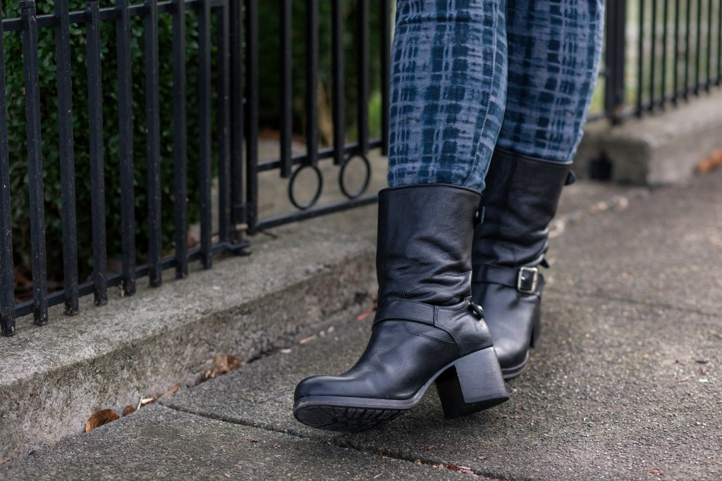 5 - Frye Leather Booties