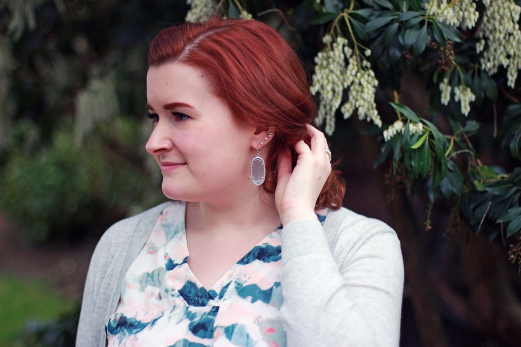 3 - kendra scott earrings