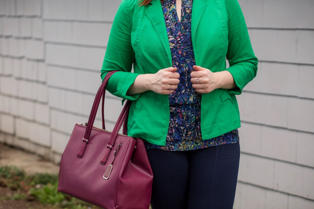 4 - Cabi verde jacket