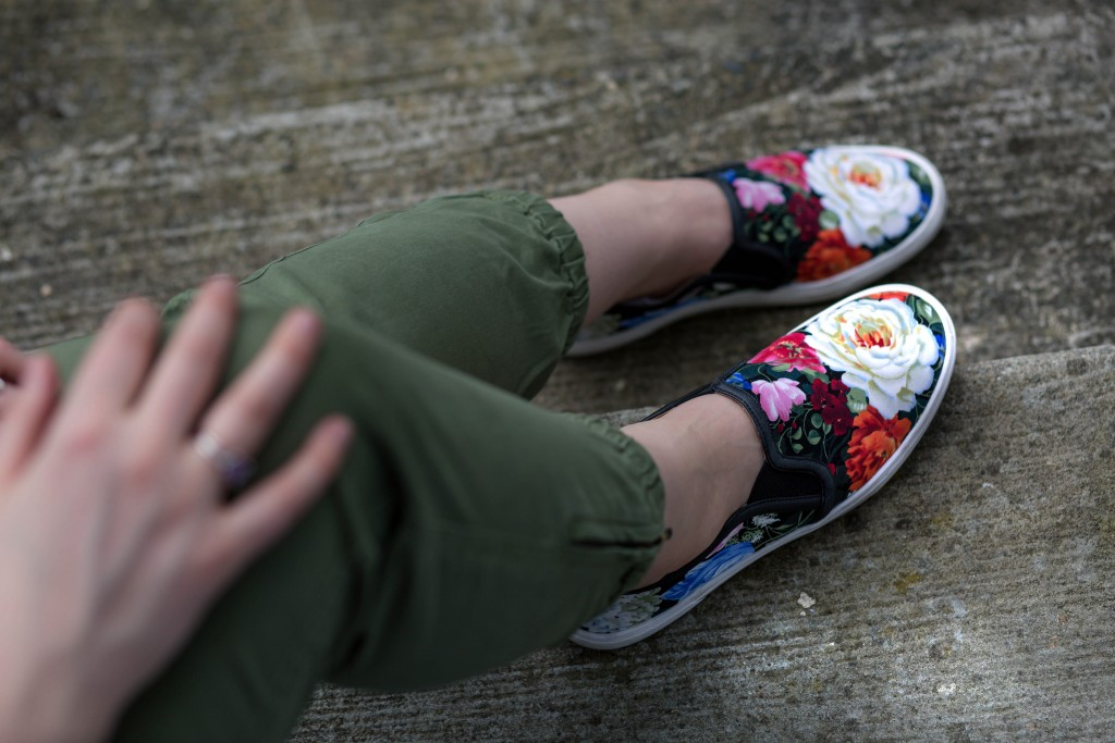 11 - floral print shoe inspiration