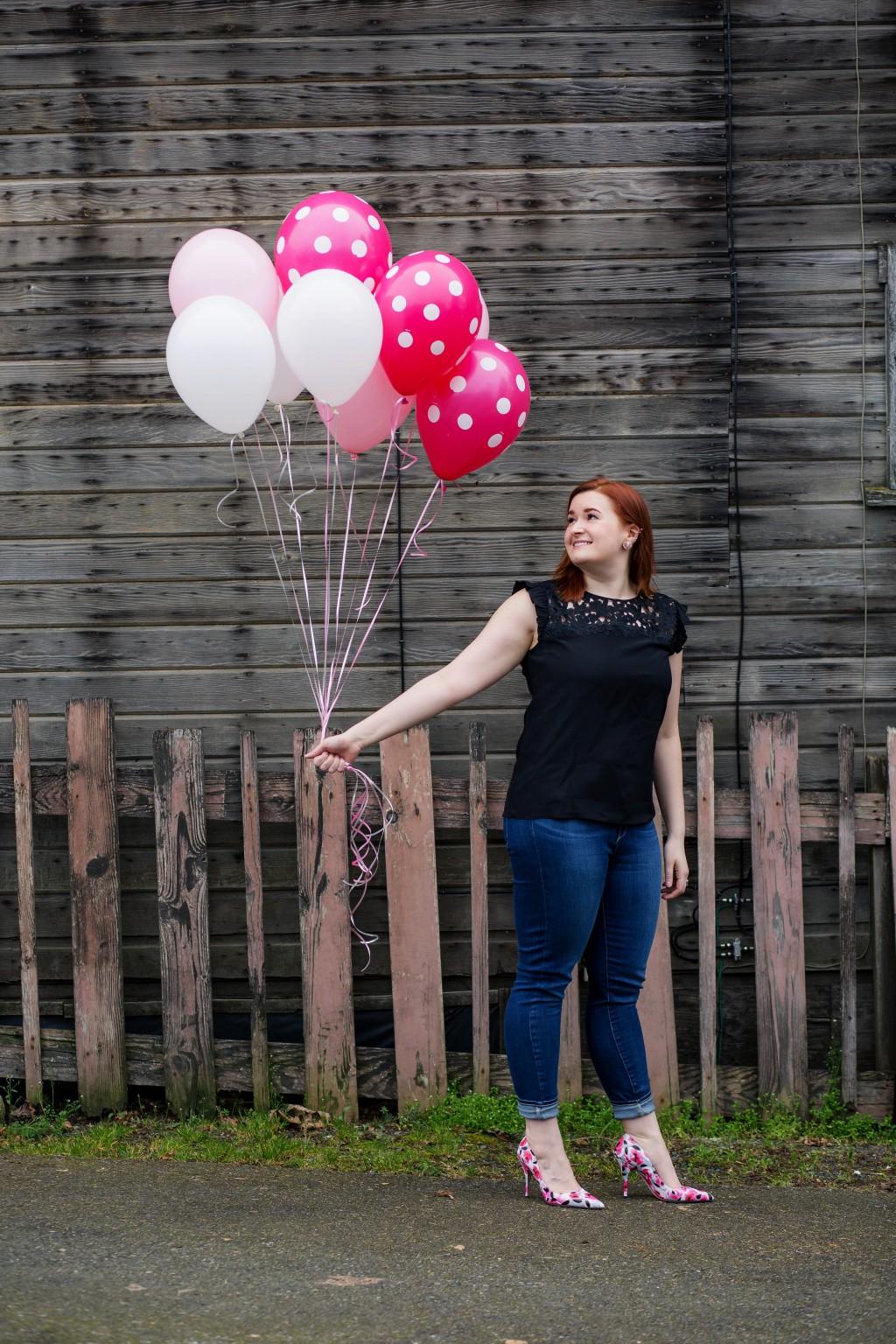 14 - style blogger birthday photoshoot inspiration