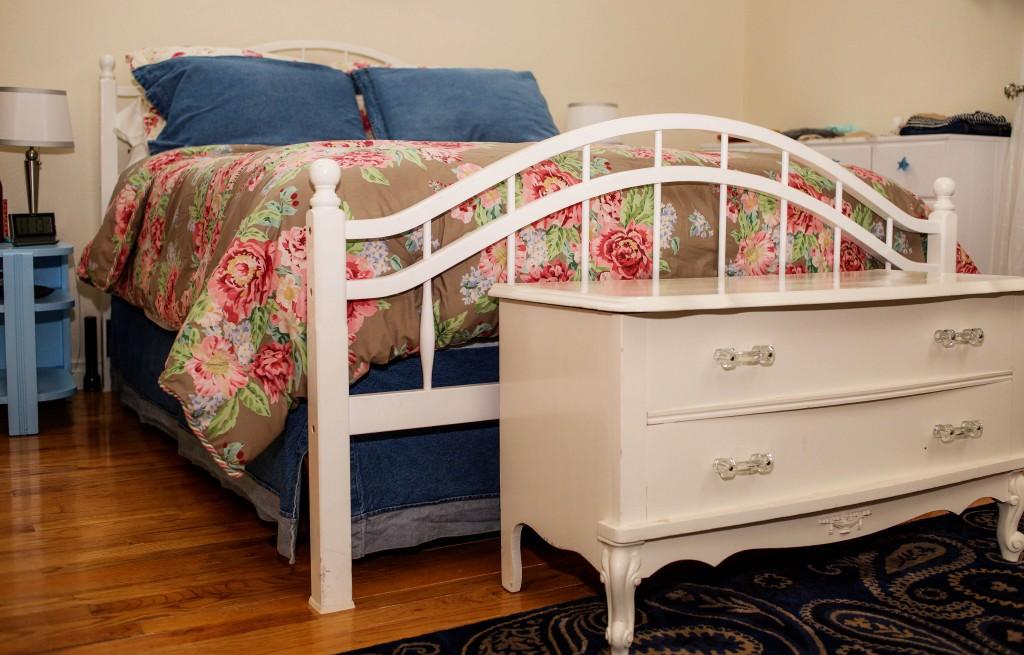 4 - floral print bedding inspiration for spring