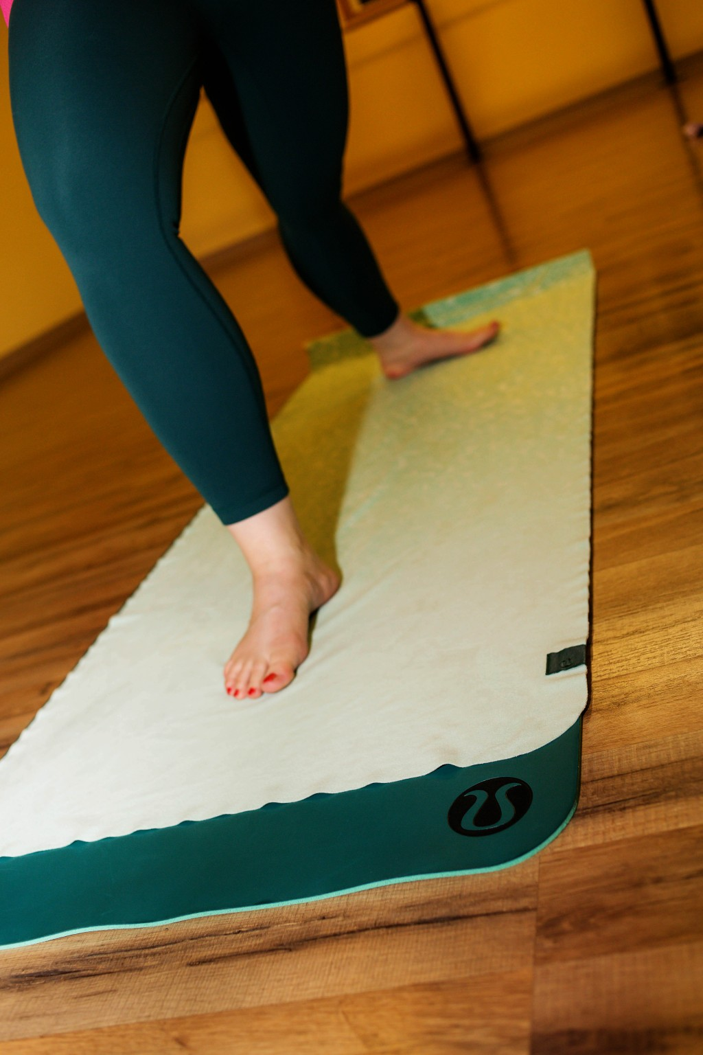 12 - Lululemon the Mat
