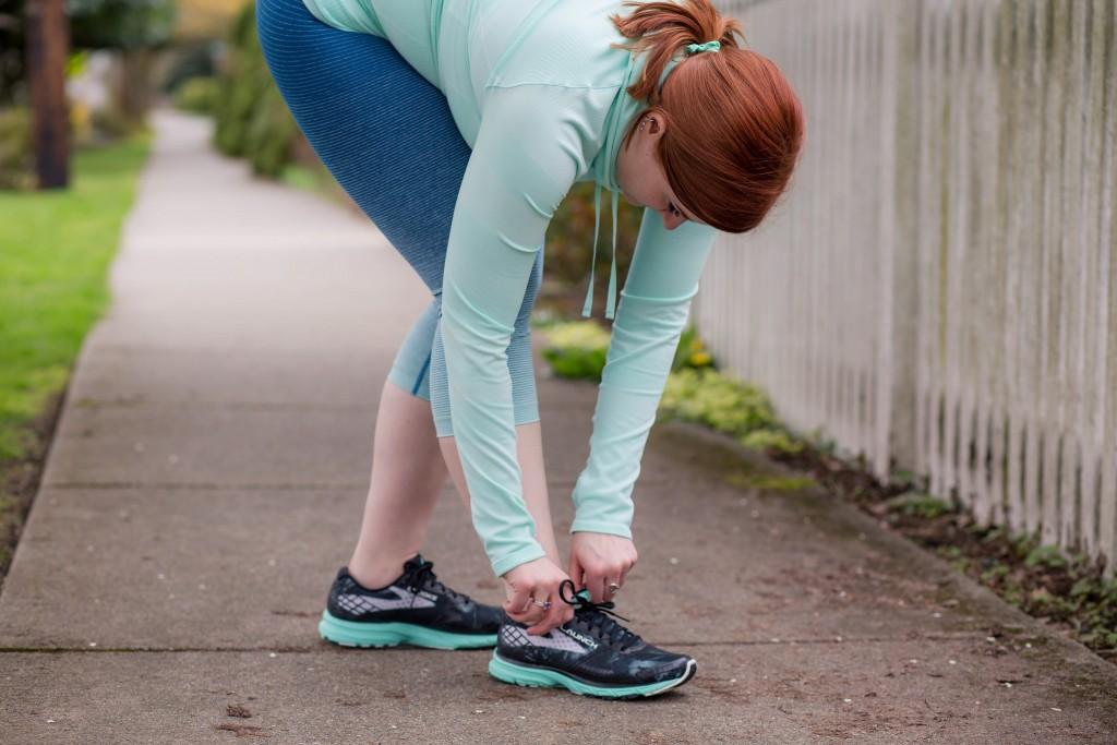 5 - Brooks Running Launch 3 Running Shoe