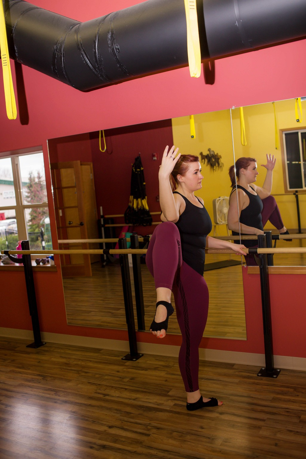 8 - booty barre class in snohomish