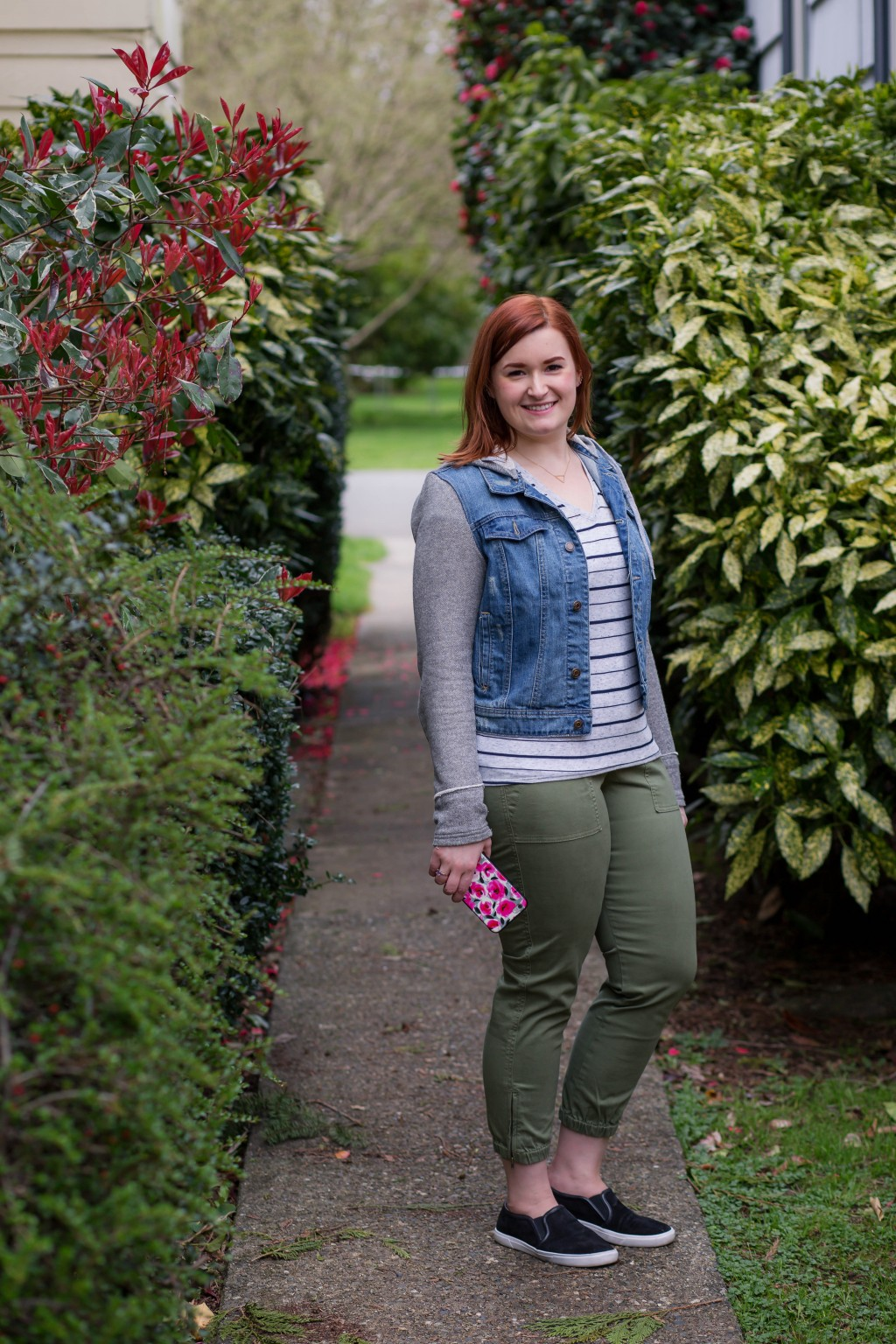 1 - Kate Retherford of All Things Kate in Snohomish, Washington, casual summer style