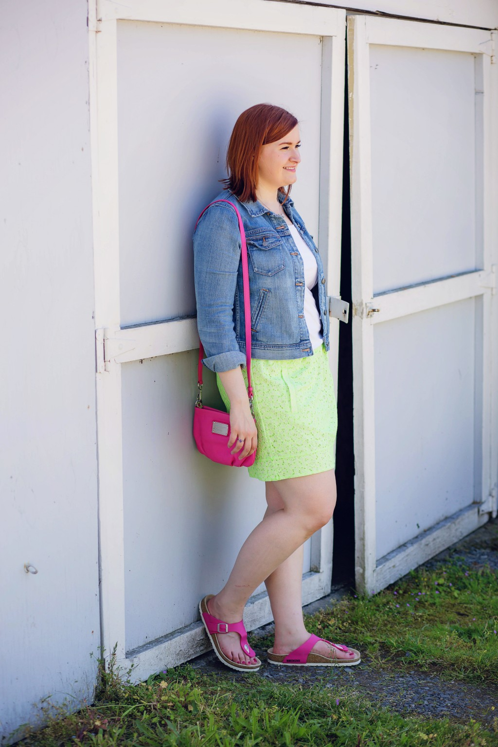 1 - Kate Retherford of All Things Kate neon summer style