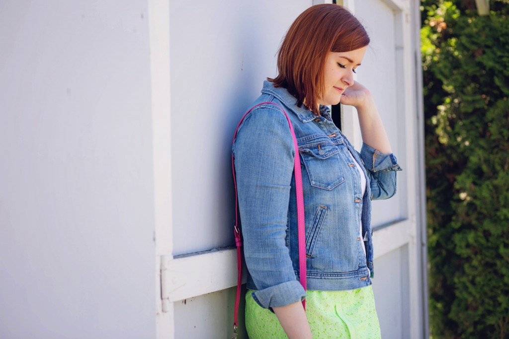 11 - how to wear neon colors
