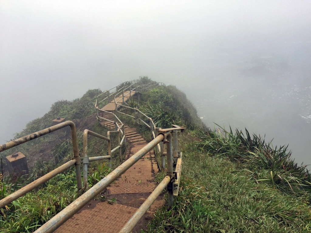 17 - Haiku Stairs aka Stairway to Heaven