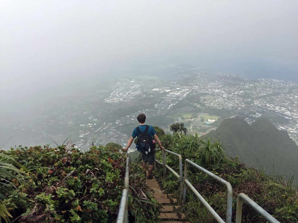 18 - How to hike to the Haiku Stairs Legally