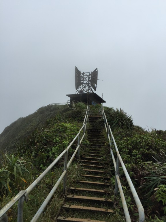 21 - satellite station at the Stairway to Heaven
