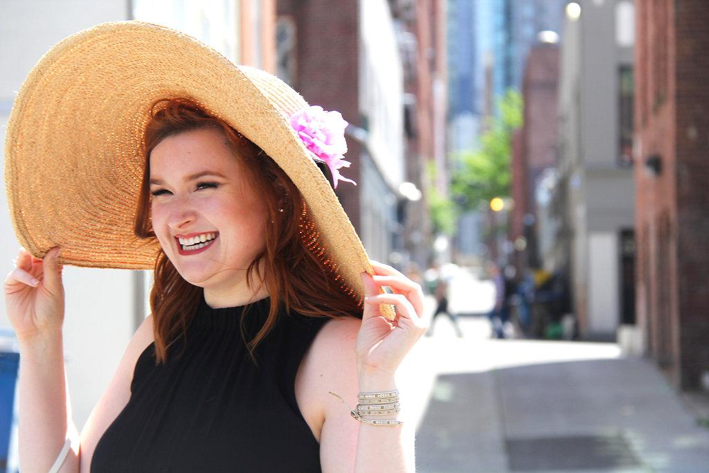 5 - summer style inspiration big sun hat