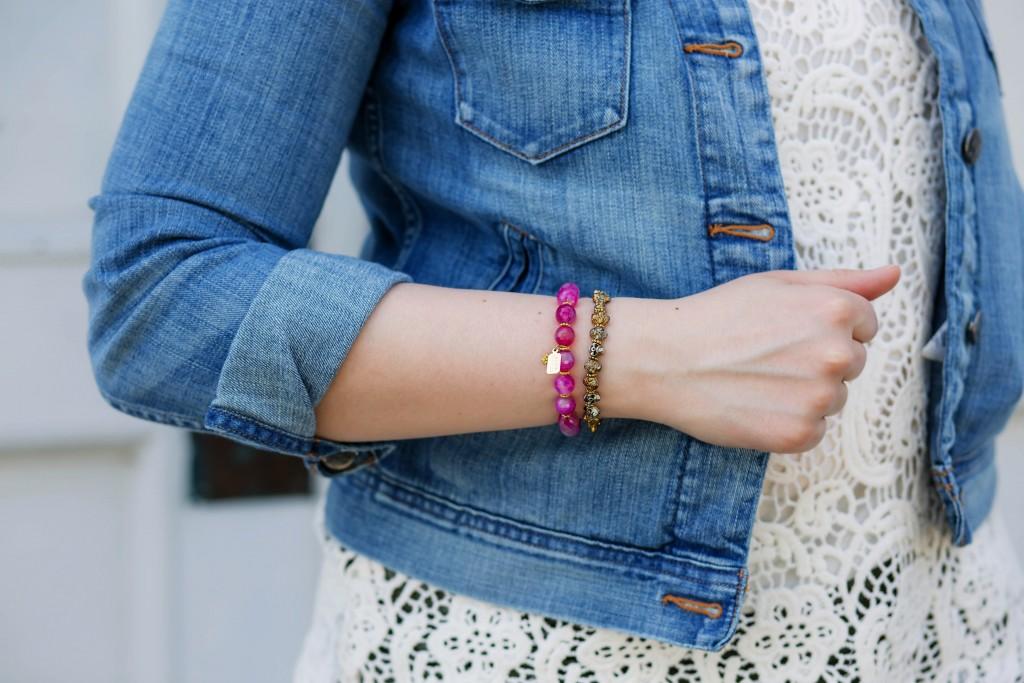 4 - Marrin Costello bracelets