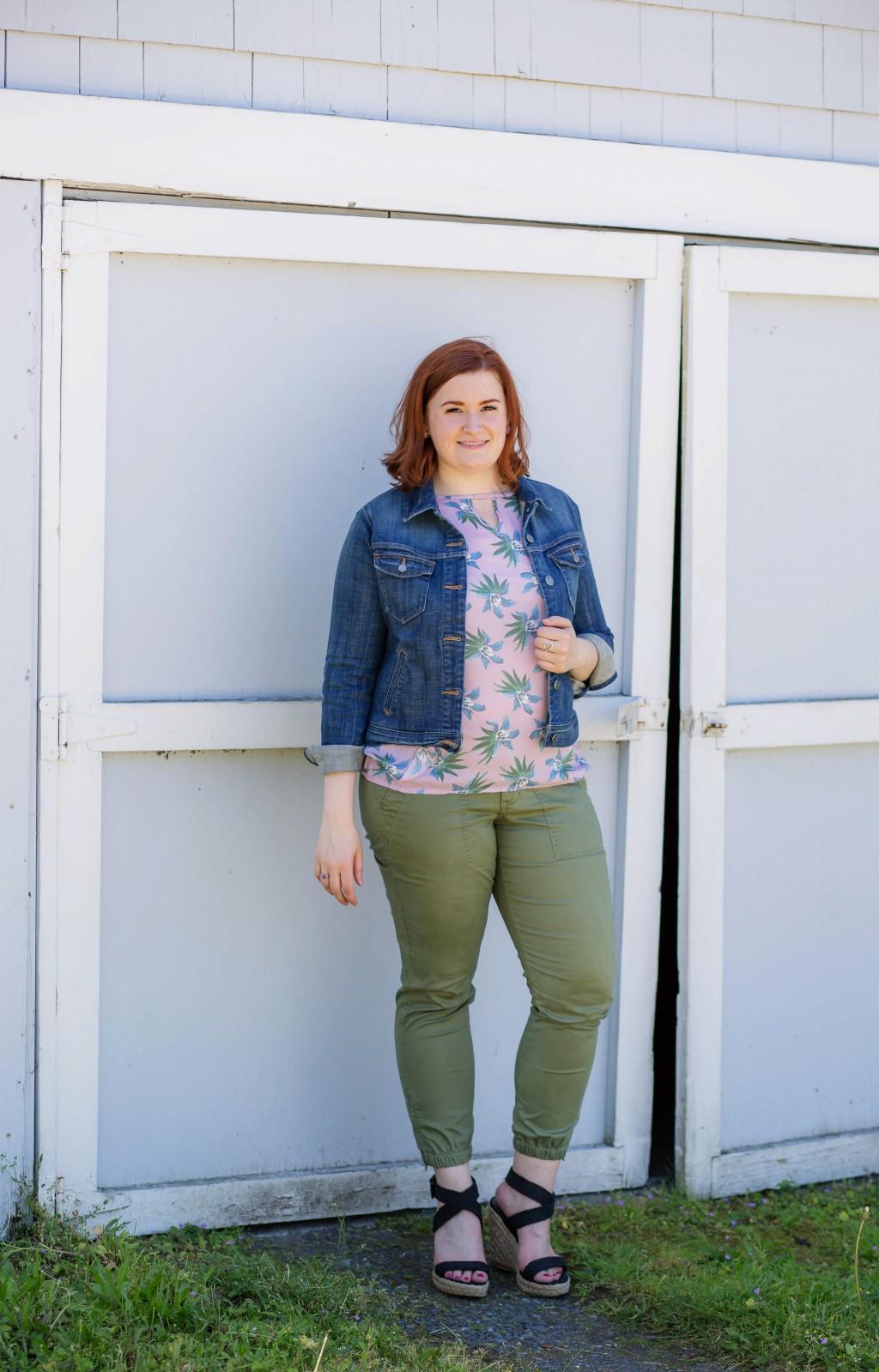 12 - Redhead fashion blogger Seattle