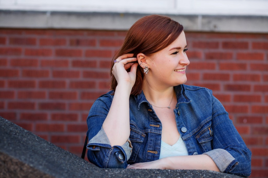 3 - Rocksbox crystal earrings