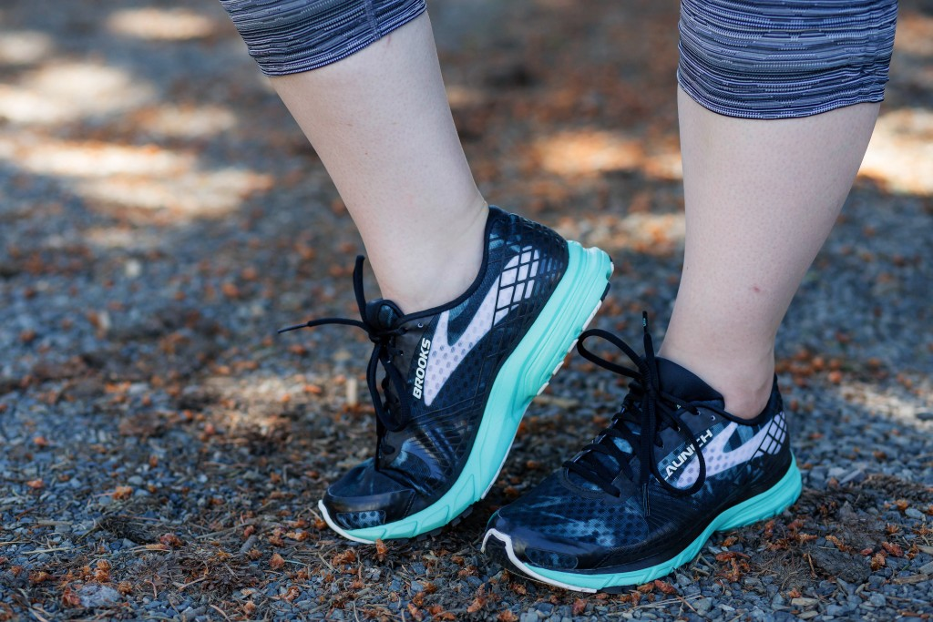 4 - Brooks Running Launch 3 women's running shoes