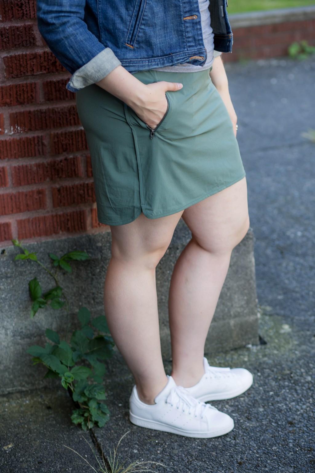6 - stylish skorts in summer