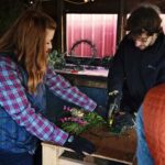 Wreath Making in Snohomish