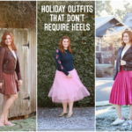 3 Holiday Outfits That Don't Require Heels