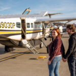 Kenmore Air Volcano Tour