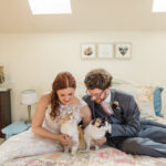 Our Wedding: Photos with our Cats