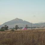 San Luis Obispo's Pink Barn